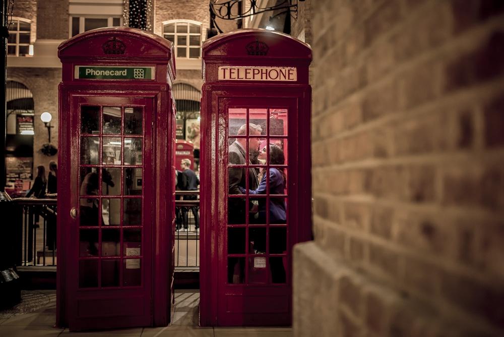 Ale y Paul - Preboda en Londres