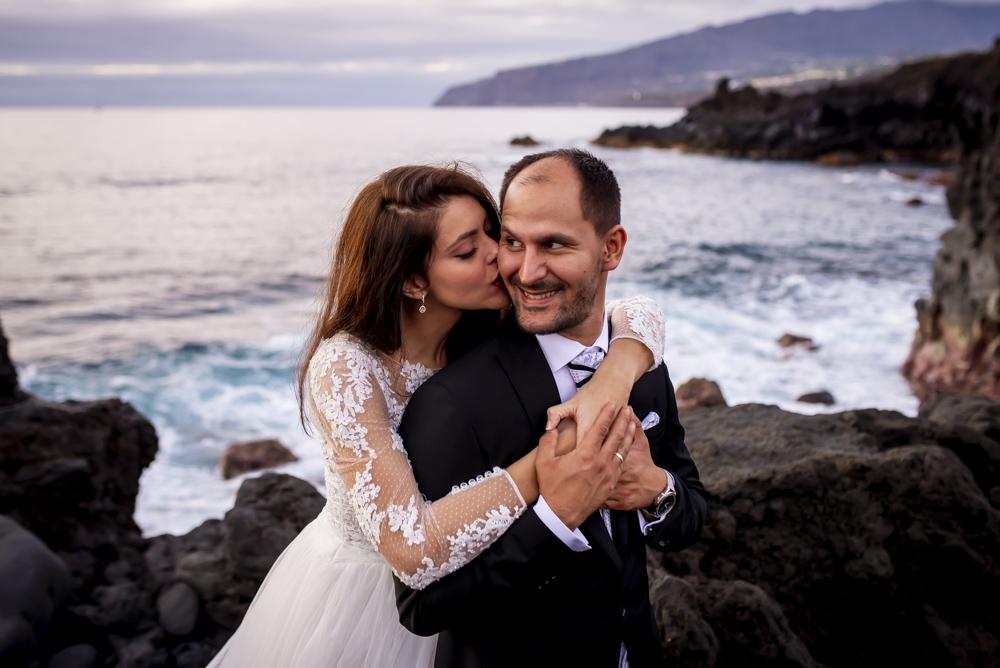 Bea y Dani – Boda de Destino en La Palma